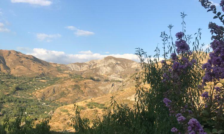 hotel con vistas a la montaña