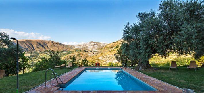 Boutique Hotel con piscina cerca de Granada